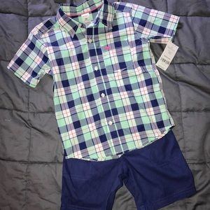 NWT Boys 3T Outfit